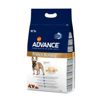 Advance Bulldog Francês Adult 9Kg