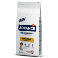 Advance adulto sensitive salmão 12Kg