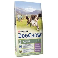 Dog Chow Adult Borrego & Arroz 14 Kg