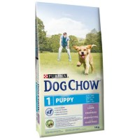 Dog Chow Puppy Borrego & Arroz 14 Kg