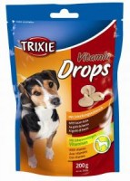 Drops Vitaminados de Bacon 200g