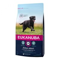 Eukanuba Adult Large Breed Chicken & Rice 12Kg