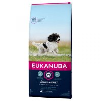Eukanuba Adult Medium Breed Chicken