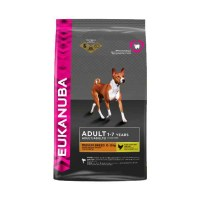 Eukanuba Adult Medium Breed Chicken 12+3Kg