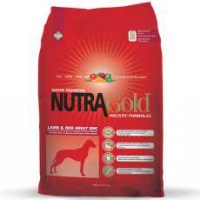 Nutra Gold Adult Adult Lamb&Rice 15kg