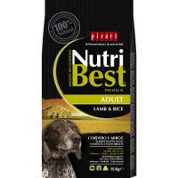 NutriBest Adulto Lamb & Rice