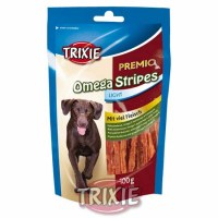 Premio Omega Stripes - Snacks com Frango