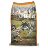 Taste of the Wild Puppy High Prairie Bisonte 13.5kg
