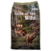 Taste of the Wild Pine Forest Veado e Legumes 13Kg