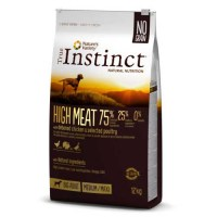 True Instinct High Meat Medium/Maxi 12Kg